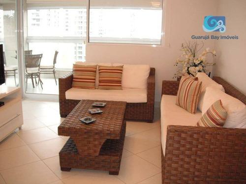 Imagem 1 de 30 de Apartamento À Venda, Praia Das Astúrias, Guarujá. - Ap4572