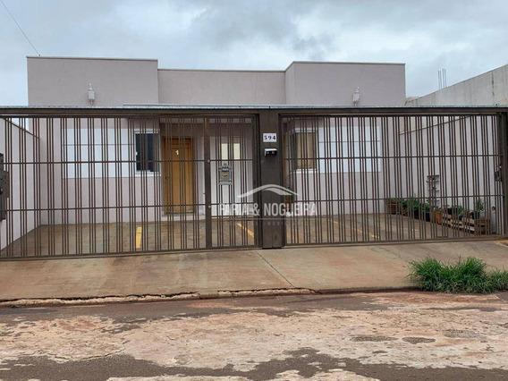 Apartamento Para Alugar, 45 M² Por R$ 695,00/mês - Parque Flórida - Rio Claro/sp - Ap0410