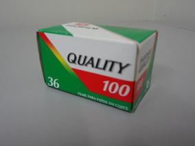 Filme Fujicolor Quality Antigo