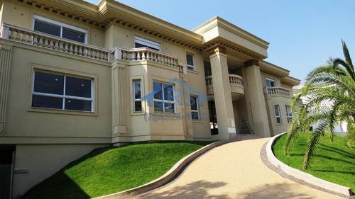Sobrado Com 10 Dormitórios À Venda, 2009 M² Por R$ 32.000.000,00 - Tamboré 3 - Santana De Parnaíba/sp - So1412