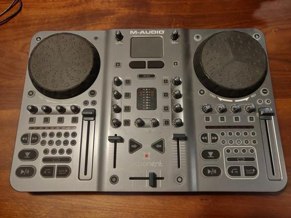 Controlador De Midi M-audio Xponent