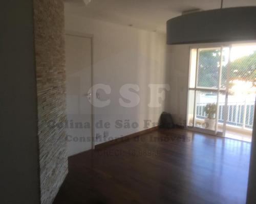 Apartamento De 81m² 3 Dormitórios Vila São Francisco - Ap14607 - 69218038
