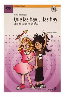 Que Las Hay - Quipu - Maria Ines Falconi - Autor Caidos Mapa