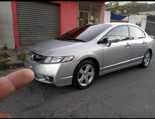 Honda Civic 2007 1.8 Lxs Flex Aut. 4p