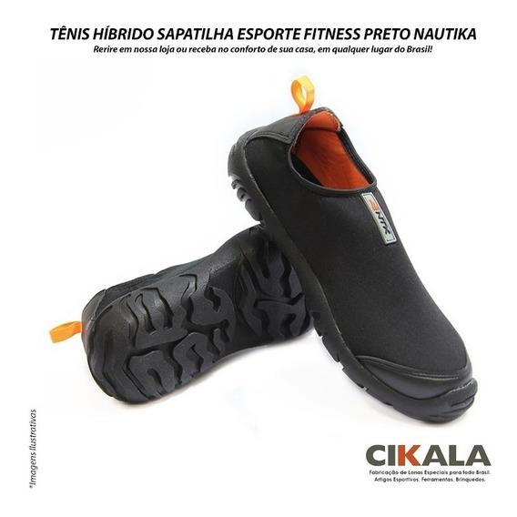 Sapatilha Tênis Híbrido Neoprene Trekking Nautika 38 A 44