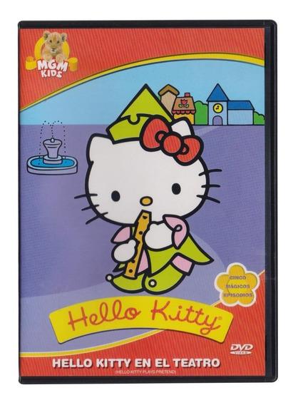Hello Kitty En El Teatro Coleccion 5 Episodios Dvd