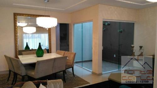 Imagem 1 de 25 de Sobrado Com 3 Dormitórios À Venda, 207 M² Por R$ 990.000,00 - Nova Petrópolis - São Bernardo Do Campo/sp - So0326