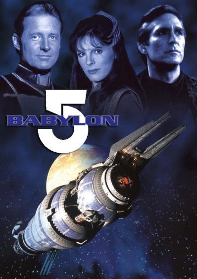 Coleção Box Dvd Babylon 5 Todas Temporadas Completo