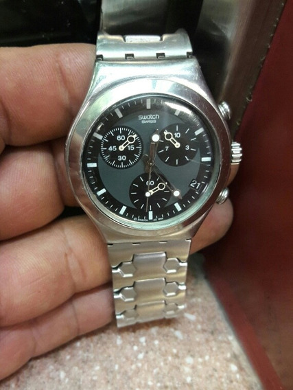 Reloj Swatch Ag 1999 Metalico