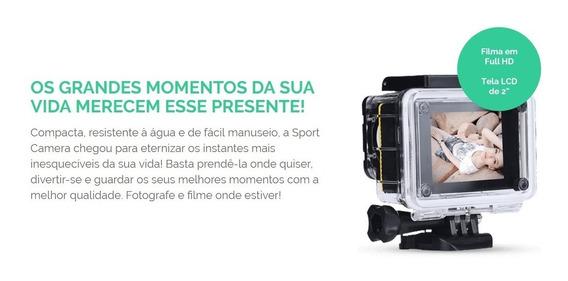 Mini Camera Filmadora Digital Filma E Fotografa Prova D