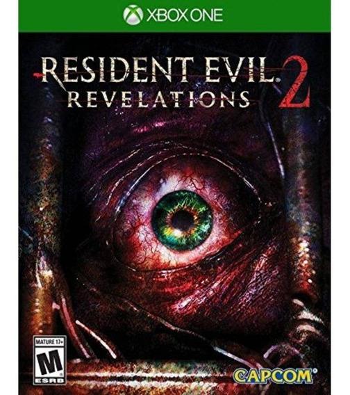 Resident Evil Revelations 2 - Xbox One - Mídia Física - Lacrado - Nacional - Rj