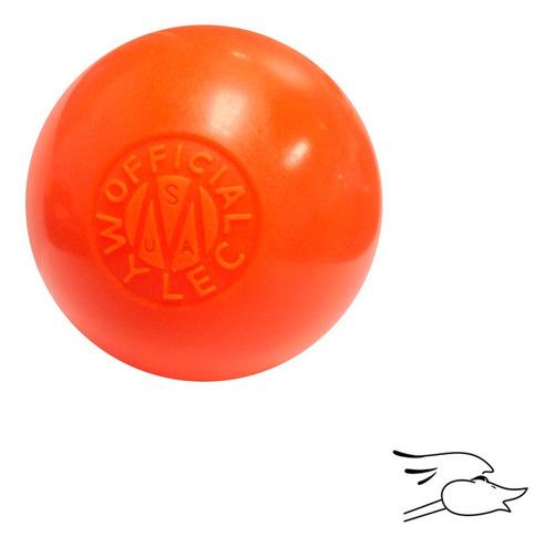 Bola Mylec Hockey Warm Weather Orange