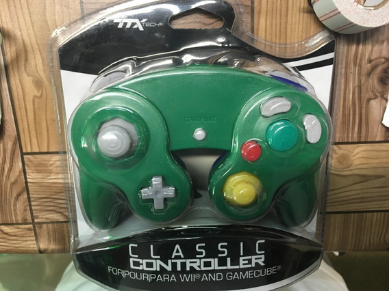 Controle Nintendo Wii/game Cube