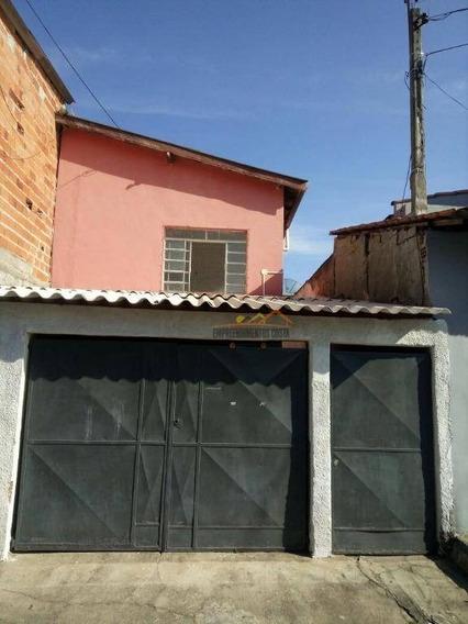 Casa Com 1 Dormitório À Venda, 85 M² Por R$ 135.000,00 - Jardim Rancho Grande - Itu/sp - Ca1082