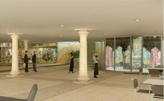 Gran Oportunidad!! Locales En Venta En Nuevo Shopping Melos,