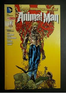 Animalman Ecc Ediciones