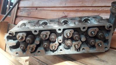 Tapa De Cilindro Chevrolet Corsa 1.4