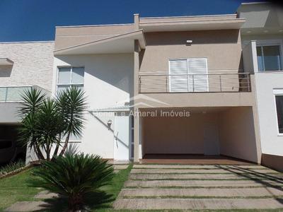 Casa Á Venda E Para Aluguel Em Real Park Sumaré - Ca006827