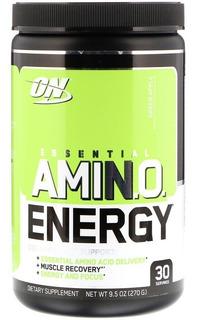 Amino Energy Optimun Nutrition 30 Doses Original Usa.