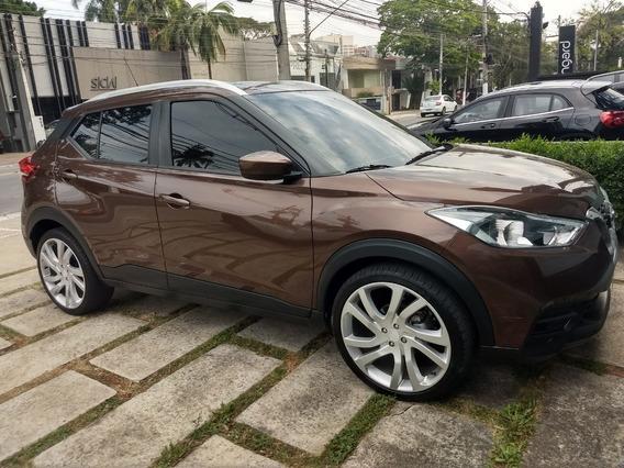 Nissan Kikcs Automático 2018