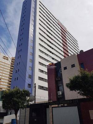 Apartamento Residencial À Venda, Bessa, João Pessoa. - Codigo: Ap1256 - Ap1256