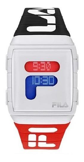 Relógio Fila Digital Unissex Masculino Feminino Esportivo