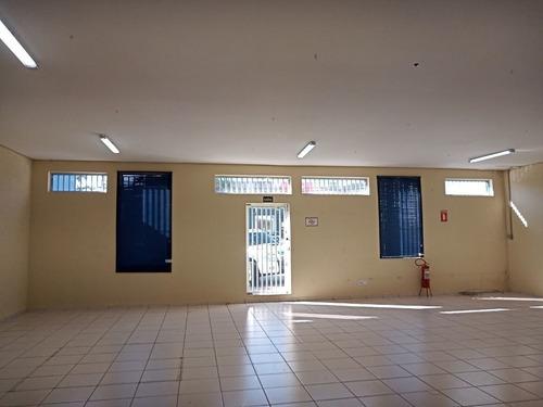 Imagem 1 de 9 de Salão Comercial Para  Locação, Centro, Ribeirão Preto. - Sl0058
