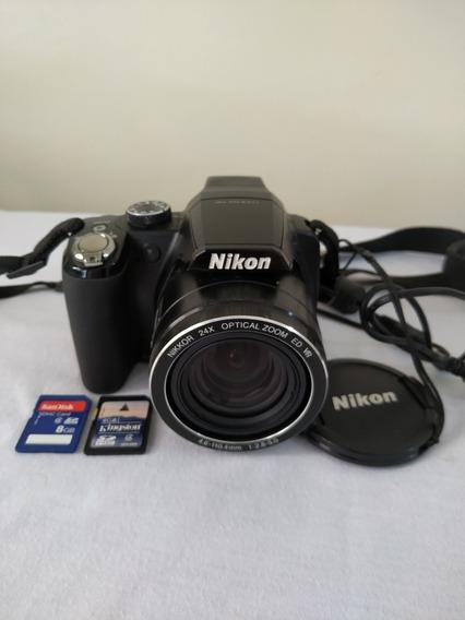 Câmera Fotográfica Nikon P90