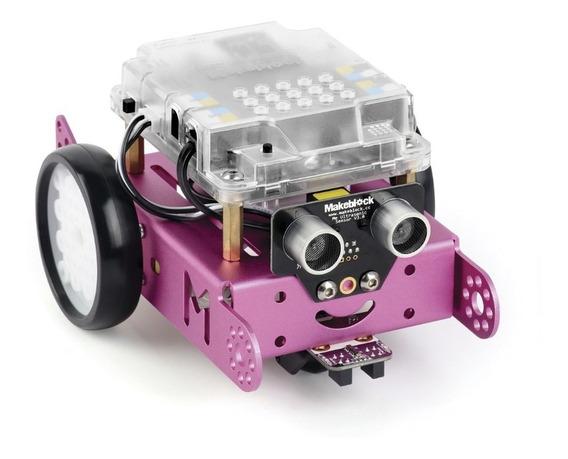 Makeblock-mbot V1.1-pink (bluetooth Version)-kit De Robotica