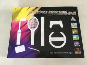 a6f524d28 Kit Acessórios Nintendo Wii Sports 100 Em 1 - Games no Mercado Livre ...