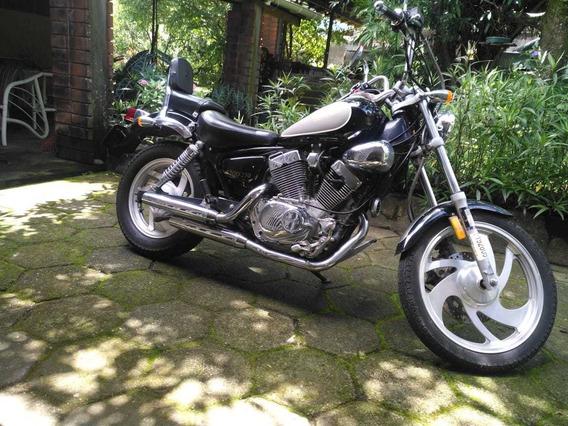 Moto Génesis Vigo 250 Cc