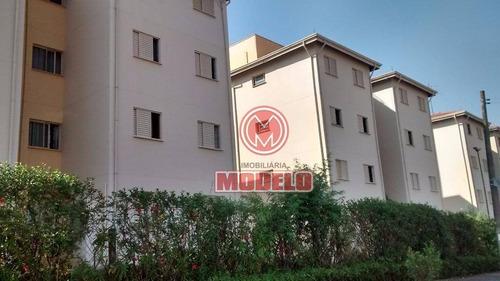 Apartamento Residencial Para Venda E Locação, Jardim Noiva Da Colina, Piracicaba - Ap1179