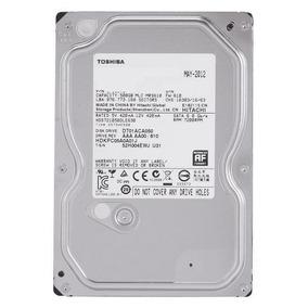 Hd Toshiba Dt01aca050 500gb 7200rpm Sata 6 Gb/s 32mb Cache