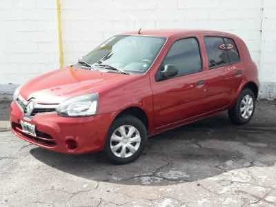 Renault Clio 1.2 Mío Expression Pack Il 5pts 2013 (ncz105)