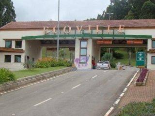 Terreno À Venda, Condomínio Ecoville, Araçariguama/sp. - Te0249