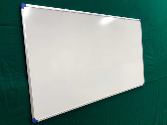 Pizarron Blanco Clásico De 90x150cm Promocion Limitada