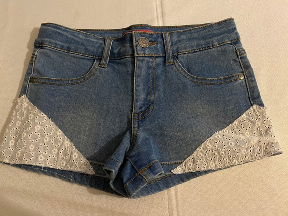 Short Jeans Nena Guess Original Usa