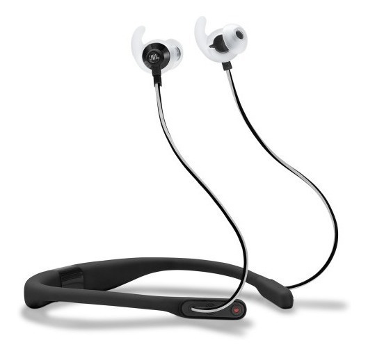 Fone De Ouvido Jbl Reflect Fit Bluetooth Esportivo Preto