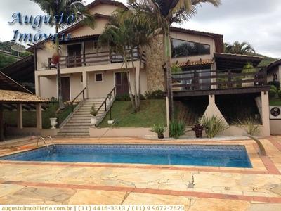 Chácara Em Condomínio Fechado Na Represa De Bragança Paulist