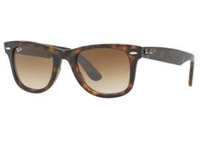 f8cdef171 Oculos Sol Ray Ban Wayfarer Rb4340 710 51 Havana Lente Marro