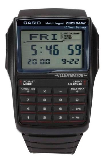 Relógio Casio Original Vintage Calculadora Dbc32 Cx E Nota