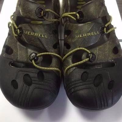 Zapatos Unisex Original Merrel Talla 37 Usado Tienda Virtual