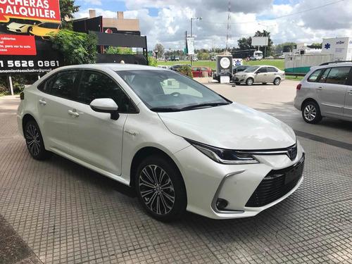 Toyota Corolla Nuevo Corolla Hv Seg