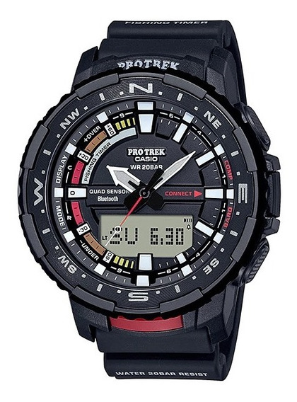 Reloj Casio Protrek Connected Prt-b70-1cr