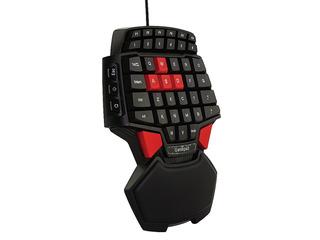 Mouse Teclado Gamer Usb Premium Portatil Pc Ergonomico