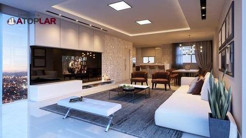 Apartamento À Venda, 135 M² Por R$ 1.400.000,00 - Centro - Balneário Camboriú/sc - Ap1378