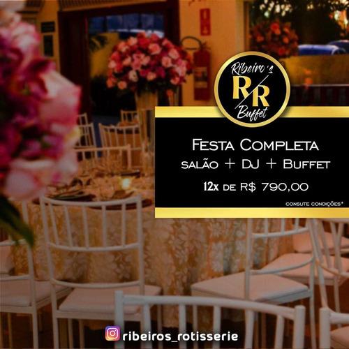 Imagem 1 de 1 de Sua Festa É Na Ribeiro's