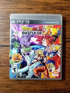 Dragon Ball Battle Of Z Playstation 3 Ps3 !!