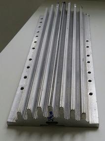 Dissipador De Calor De Alumínio 260x95x35mm