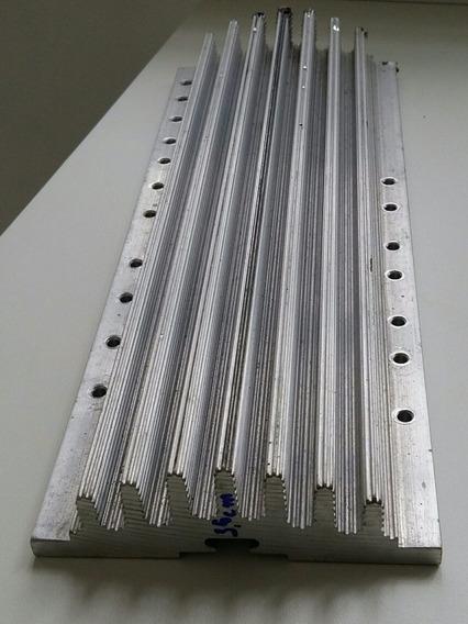 Dissipador De Calor De Alumínio 260mm X 95mm X 35mm